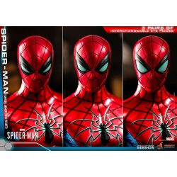Spider-Man Hot Toys VGM43 Spider Armor MK IV Suit (Marvel's Spider-Man)