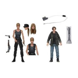 Sarah and John Connor Neca (Terminator 2 Judgment Day)