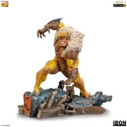 Sabretooth BDS Art Scale 1/10 Iron Studios (Marvel Comics)