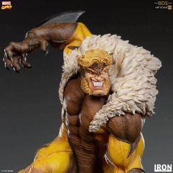 Sabretooth BDS Art Scale 1/10 Iron Studios (Marvel Comics)