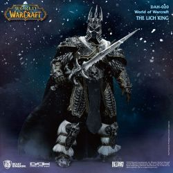 Arthas Menethil Beast Kingdom Dynamic Action Heroes (World of Warcraft Wrath of the Lich King)