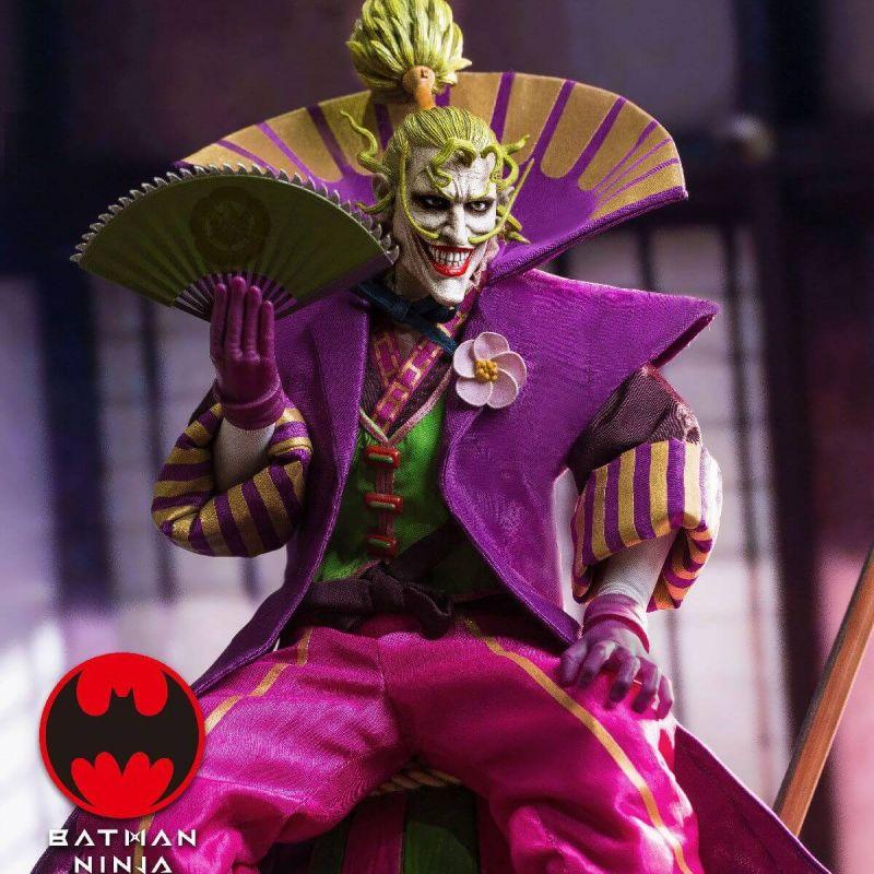Lord Joker My Favorite Movie Star Ace Toys Deluxe Version Batman Ninja