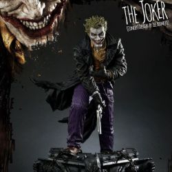 The Joker Prime 1 Studio Lee Bermejo (Batman)
