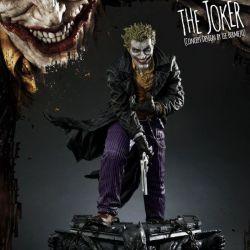 The Joker Prime 1 Studio Lee Bermejo (Batman)