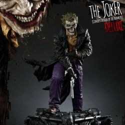 The Joker Prime 1 Studio Lee Bermejo Deluxe Version (Batman)