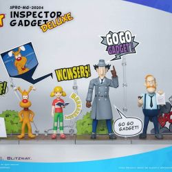 Gadget Sophie Finot Gontier Blitzway Mega Hero Dx Pack (Inspecteur Gadget)