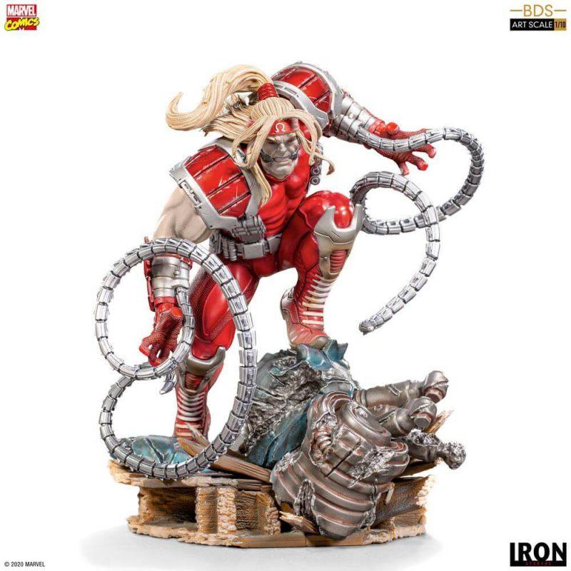 Omega Red BDS Art Scale 1/10 Iron Studios (Marvel Comics)
