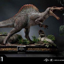 Spinosaurus Prime 1 Studio Bonus Version (Jurassic Park 3)