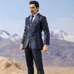 Tony Stark SH Figuarts Bandai Tamashii Nations (Iron Man 1)