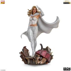 Emma Frost BDS Art Scale 1/10 Iron Studios (Marvel Comics)