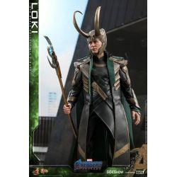 Loki Hot Toys MMS579 (Avengers Endgame)