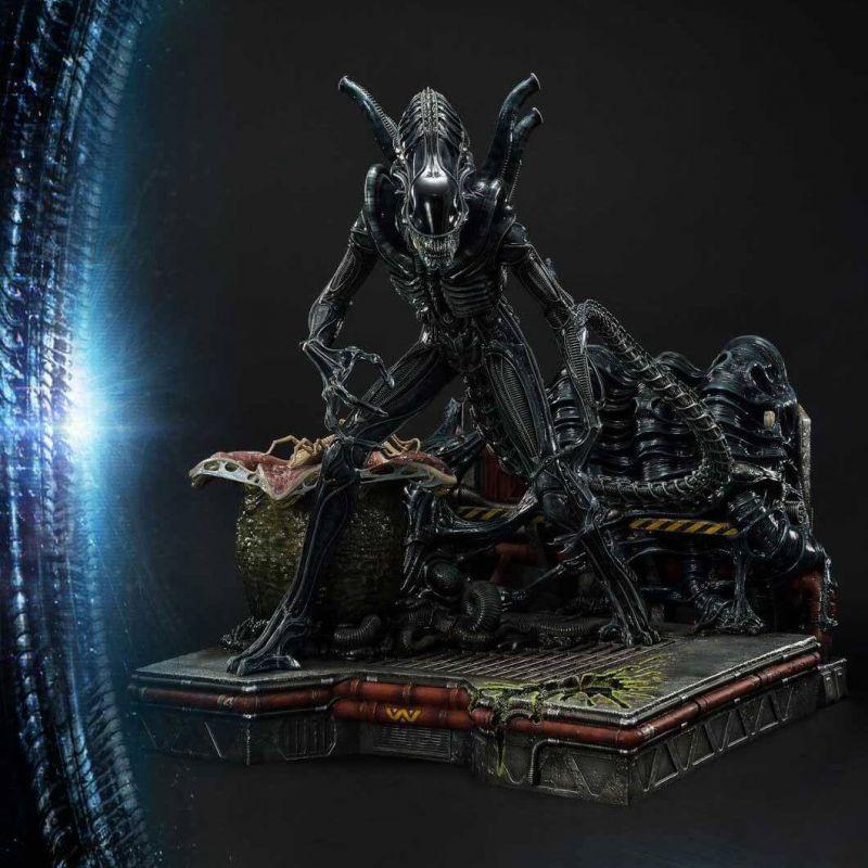 Alien Warrior Prime 1 Studio Premium Masterline Series (Aliens)