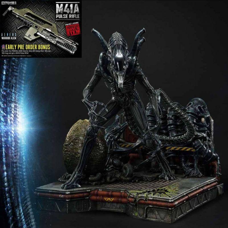 Alien Warrior Prime 1 Studio Premium Masterline Series Deluxe Bonus Version (Aliens)