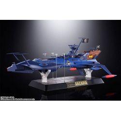 Arcadia GX-93 Soul of Chogokin Pirate Battleship (Albator 78)