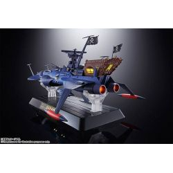 Arcadia GX-93 Soul of Chogokin Pirate Battleship (Captain Harlock)