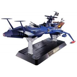 Arcadia GX-93 Soul of Chogokin Pirate Battleship (Captain Harlock)