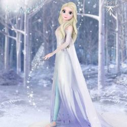 Elsa Master Craft Beast Kingdom (La Reine des neiges 2)