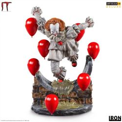 Pennywise Iron Studios Art Scale Deluxe 1/10 (It Chapter 2)