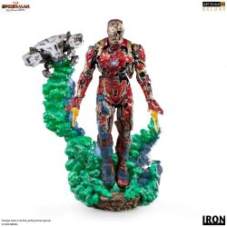 Iron Man BDS Art Scale 1/10 Iron Studios Illusion (Spider-Man Far From Home)