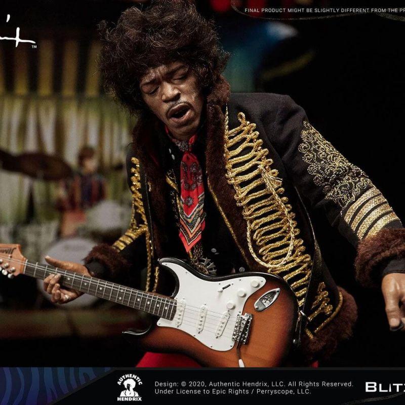 Jimi Hendrix Blitzway (Rock)
