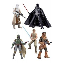 40th Anniversary 2020 Wave 3 Black Series Hasbro (Star Wars Episode V)