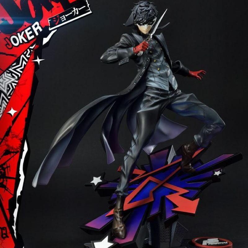 Protagonist Joker Prime 1 Studio (Persona 5)