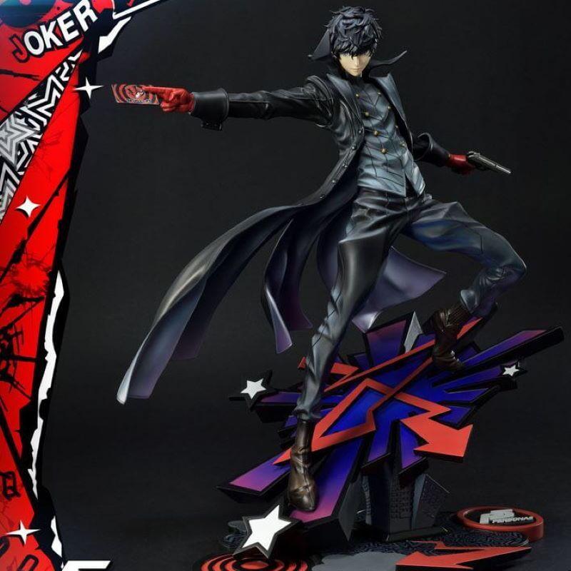 Protagonist Joker Prime 1 Studio Deluxe Version (Persona 5)