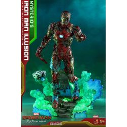 Iron Man Hot Toys Mysterio's Illusion MMS580 (Spider-Man Far From Home)