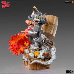 Tom and Jerry Iron Studios Prime Scale 1/3 (Tom and Jerry)
