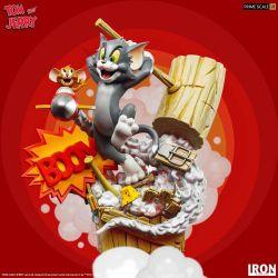Tom et Jerry Iron Studios Prime Scale 1/3 (Tom et Jerry)