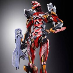EVA-02 Production Model EVA 2020 Diecast Metal Build (Neon Genesis Evangelion)