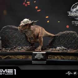 Stygimoloch Prime 1 Studio (Jurassic World Fallen Kingdom)