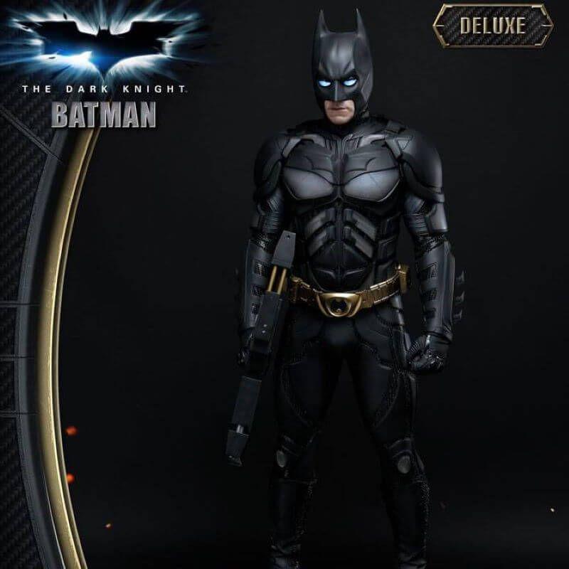 Batman Prime 1 Studio Museum Masterline 1/2 Deluxe statue (The Dark Knight)