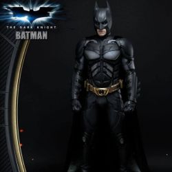 Batman Prime 1 Studio Museum Masterline statue 1/2 (The Dark Knight)