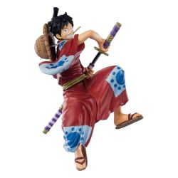 Monkey D Luffy (Luffytaro) Figuarts Zero (One Piece)