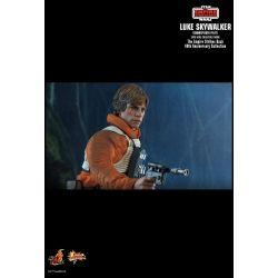 Luke Skywalker Snowspeeder Pilot Hot Toys MMS585 40th Anniversary (Star Wars 5)