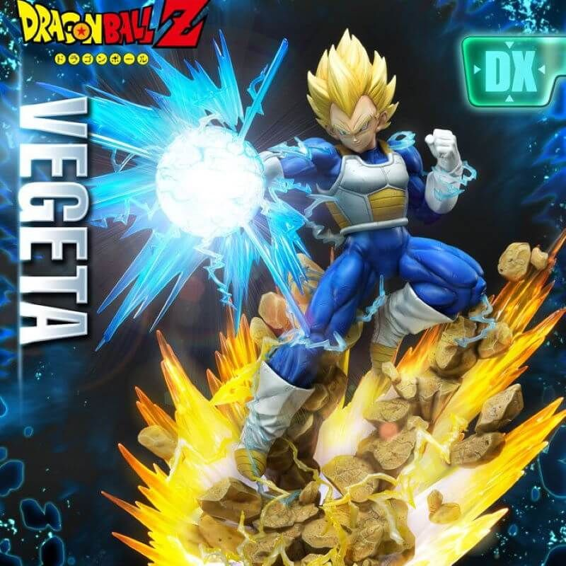 Super Saiyan Vegeta Prime 1 Studio Deluxe Version (Dragon Ball Z)