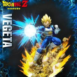 Super Saiyan Vegeta Prime 1 Studio (Dragon Ball Z)