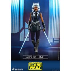 Ahsoka Tano Hot Toys TMS021 (Star Wars The Clone Wars)