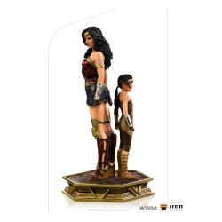 Wonder Woman et Young Diana Art Scale 1/10 Iron Studios Deluxe (Wonder Woman 1984)