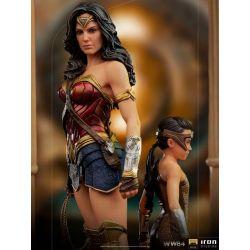 Wonder Woman et Young Diana Art Scale 1/10 Iron Studios Deluxe (Wonder Woman 1984)