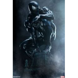Spider-Man Symbiote Premium Format Sideshow Collectibles (Marvel Comics)