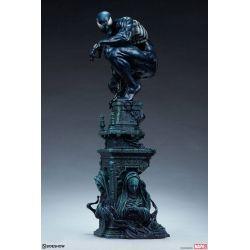 Spider-Man Symbiote Premium Format Sideshow Collectibles (Marvel Comics)