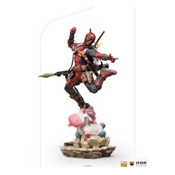 Deadpool BDS Art Scale 1/10 Iron Studios Deluxe (Marvel Comics)