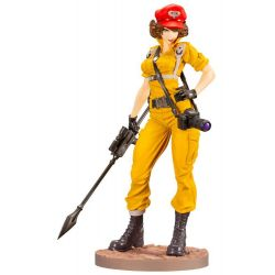 Lady Jaye Bishoujo Kotobukiya Canary Ann Color Version  (GI Joe)