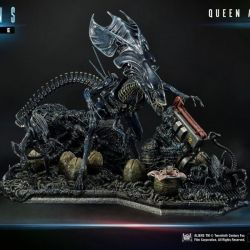 Queen Alien Prime 1 Studio Battle Diorama Premium Masterline (Alien)