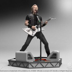 James Hetfield Knucklebonz Rock Iconz (Metallica)