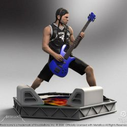 Robert Trujillo Knucklebonz Rock Iconz (Metallica)