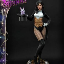 Zatanna Prime 1 Studio (Justice League Dark)