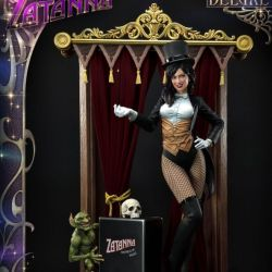 Zatanna Prime 1 Studio Deluxe (Justice League Dark)